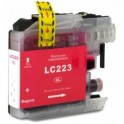 Cartucho Brother LC223M Magenta Compatible