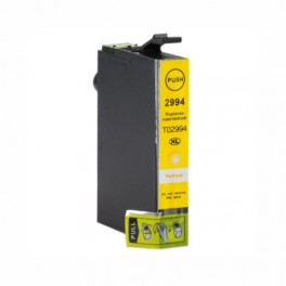 Cartucho Epson T2994 / T2984 (29XL) Amarillo Compatible