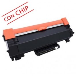 Tóner Brother TN2420 / TN2410 (CON CHIP) Negro Compatible
