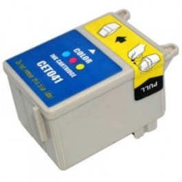Cartucho Epson T041 Color Compatible