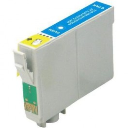 Cartucho Epson T0712 T0892 Cyan Compatible