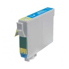 Cartucho Epson T0802 Cyan Compatible