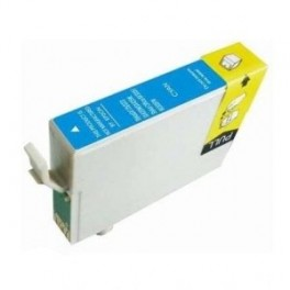 Cartucho Epson T01302 Cyan Compatible