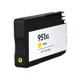 Cartucho HP 951XL Amarillo Remanufacturado