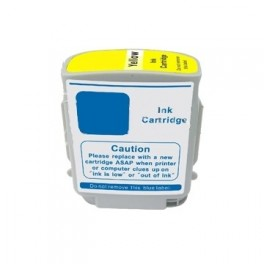 Cartucho HP 12 Amarillo Compatible
