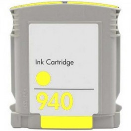 Cartucho HP 940XL Amarillo Remanufacturado