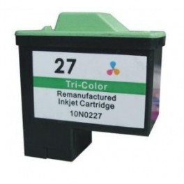 Cartucho Lexmark 10NX227E Color Remanufacturado