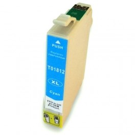 Cartucho Epson T1812 Cyan Compatible