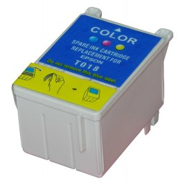 Cartucho Epson T018 Color Compatible