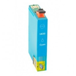 Cartucho Epson T1632 Cyan Compatible